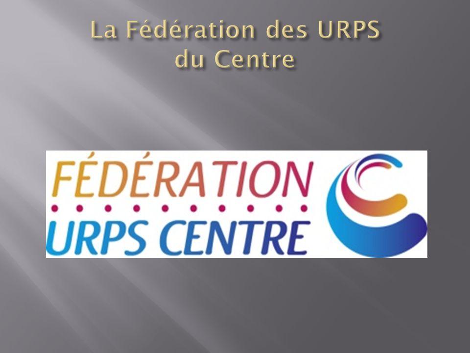 La Fédération des URPS du Centre
