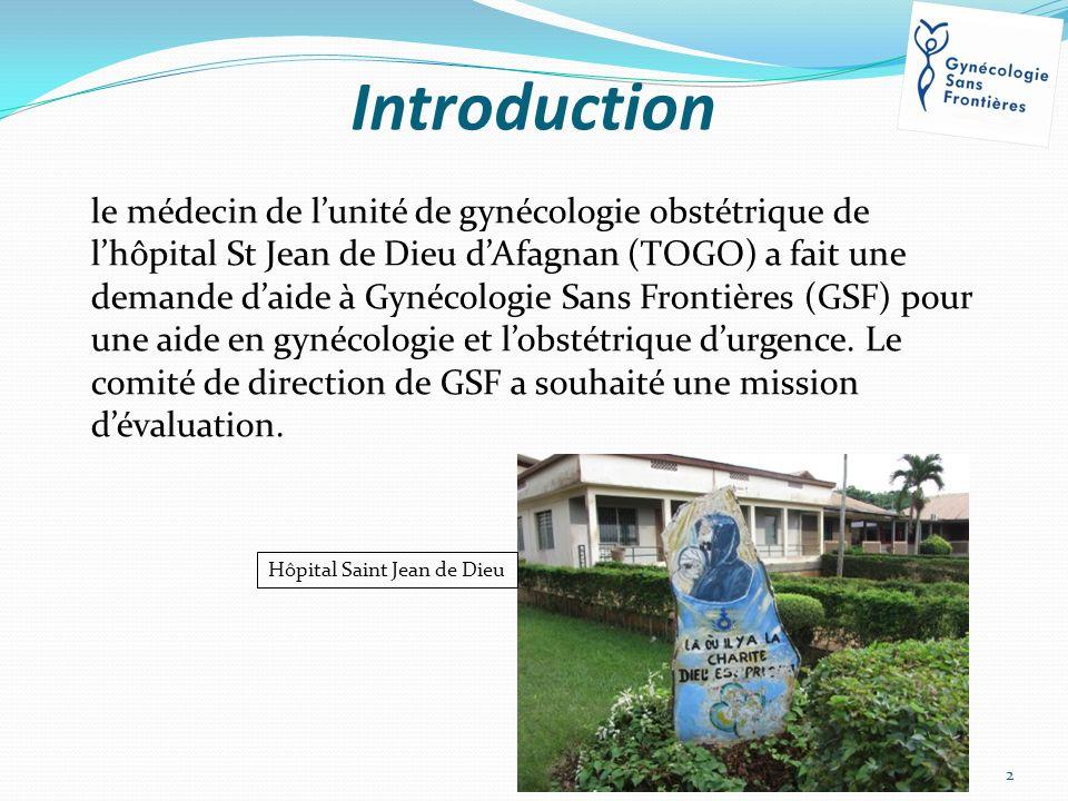 Hôpital Saint Jean de Dieu