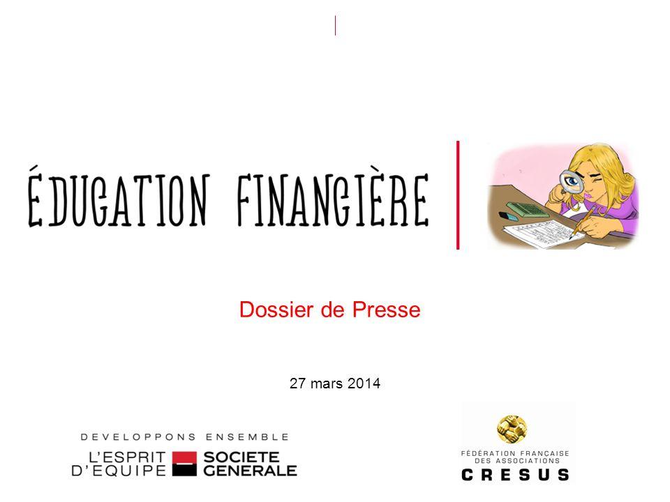 27 mars 2014 Dossier de Presse