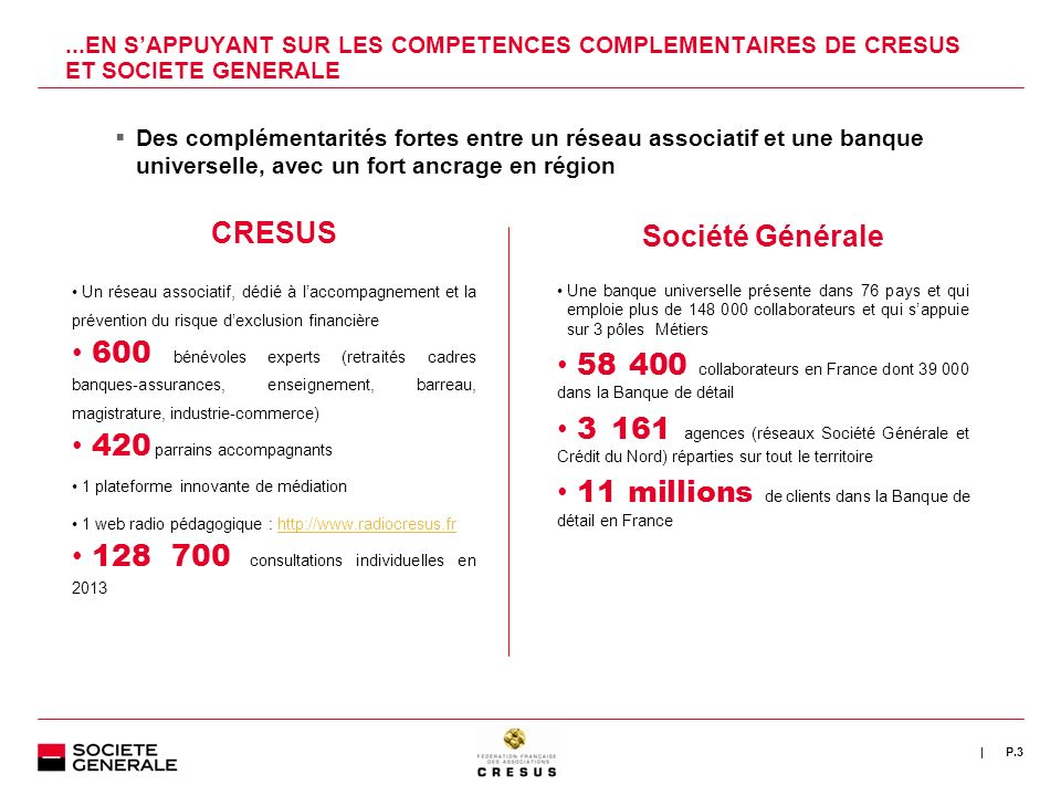 CRESUS Société Générale