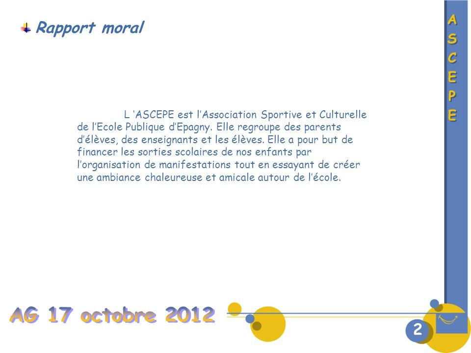 AG 17 octobre 2012 Rapport moral 2