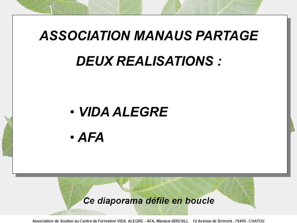 ASSOCIATION MANAUS PARTAGE