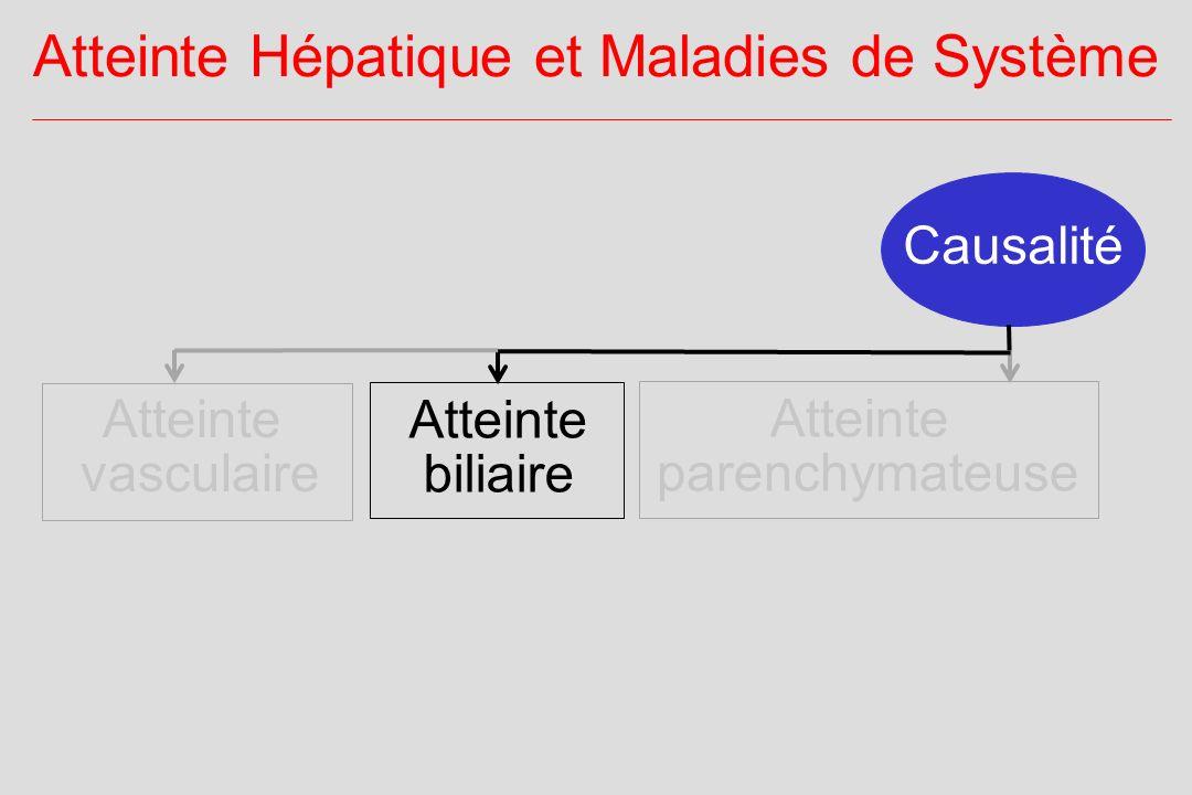 Atteinte Hépatique et Maladies de Système