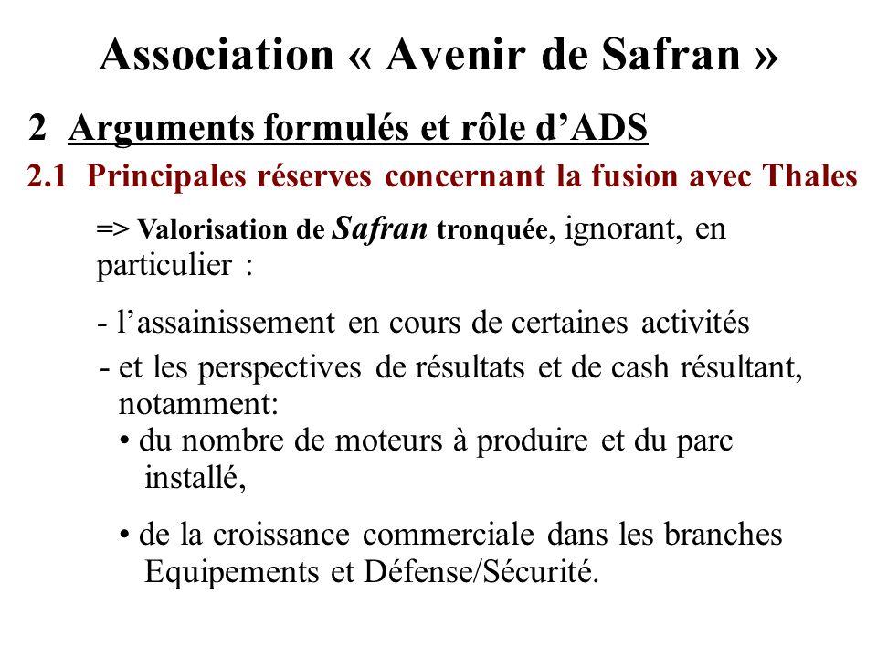 Association « Avenir de Safran »