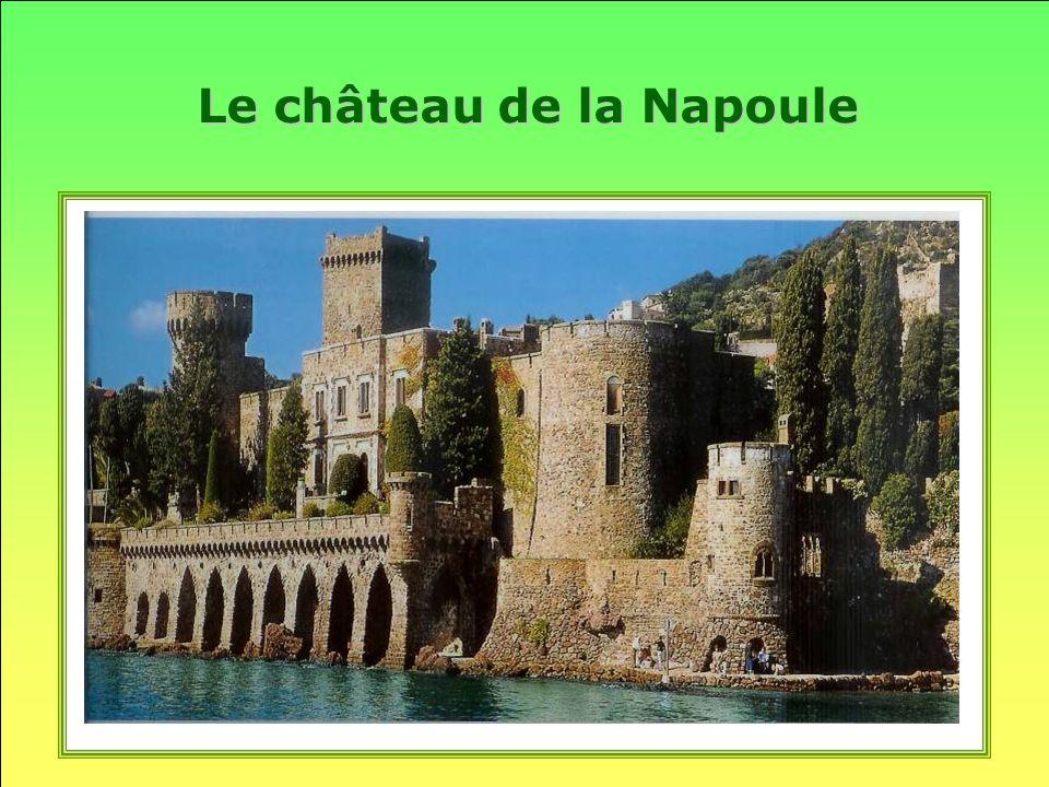 Le château de la Napoule