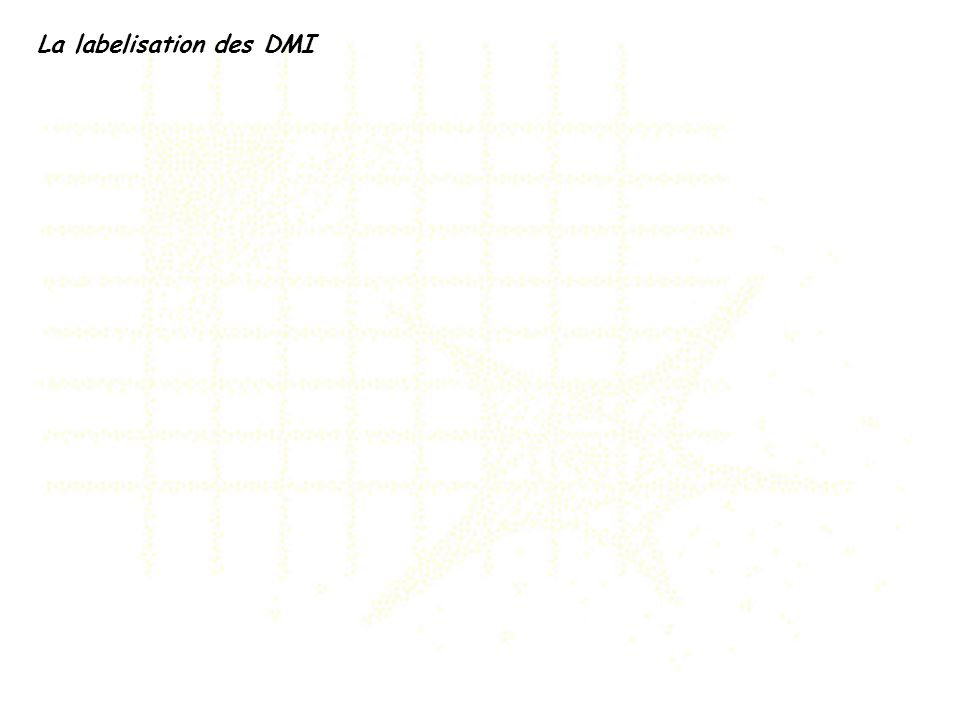 La labelisation des DMI