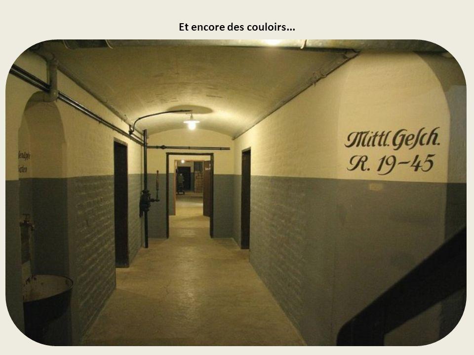 Et encore des couloirs...