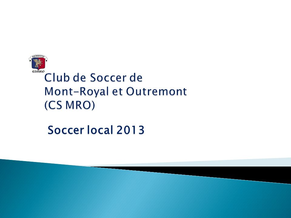Club de Soccer de Mont-Royal et Outremont (CS MRO)