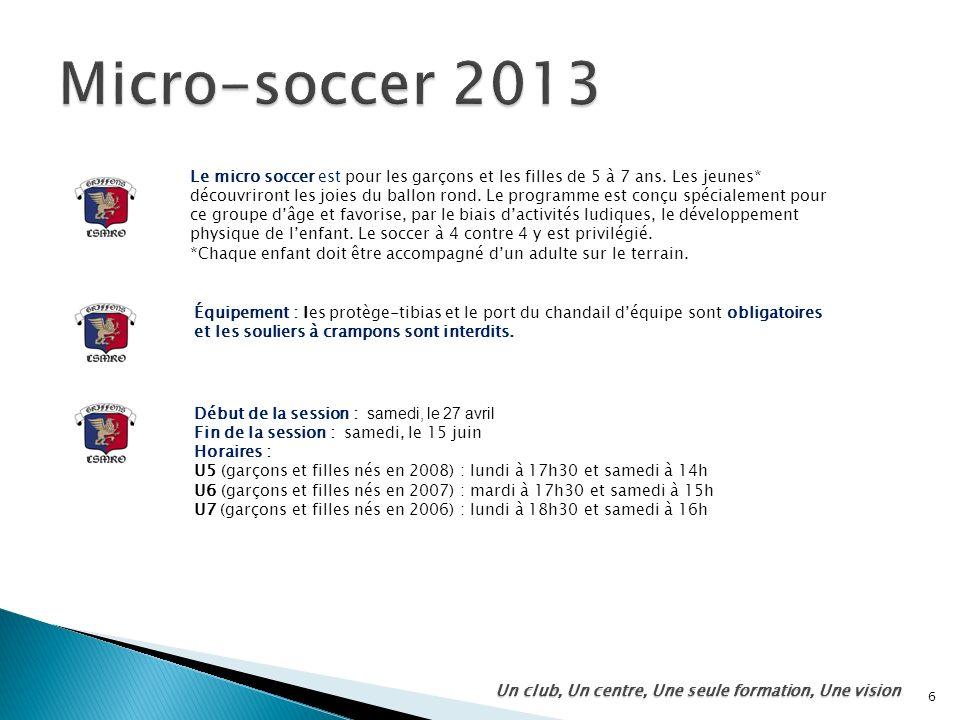 Micro-soccer 2013