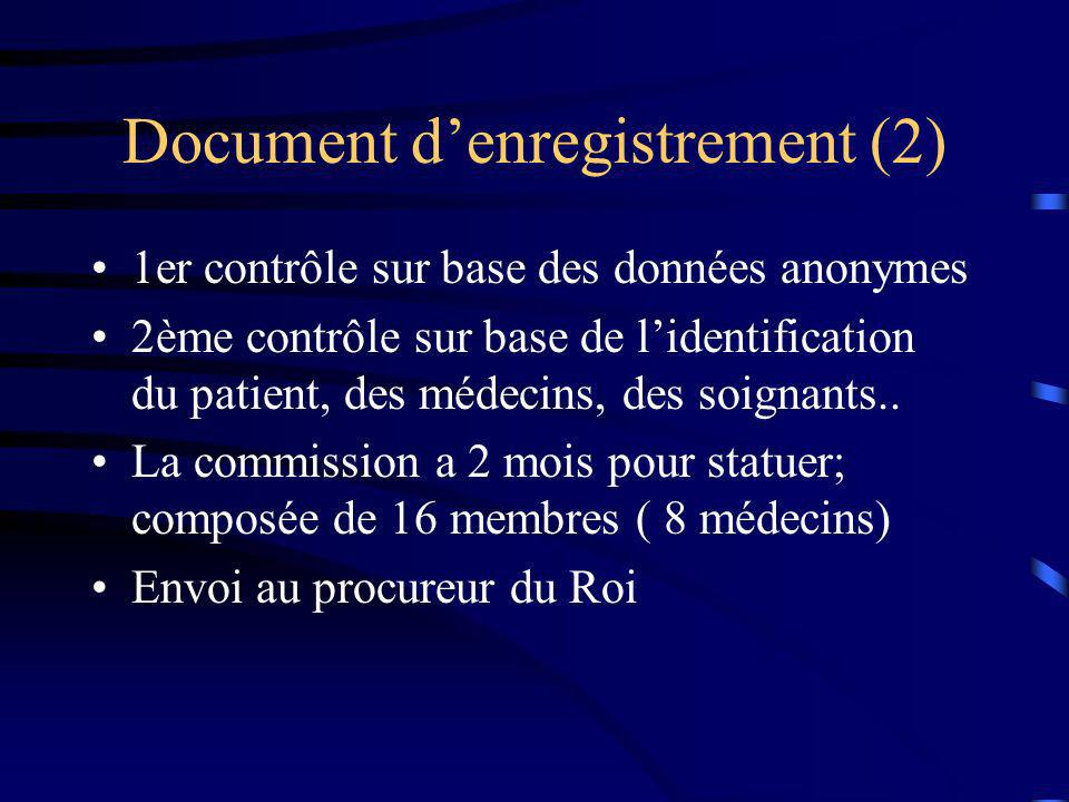 Document d'enregistrement (2)