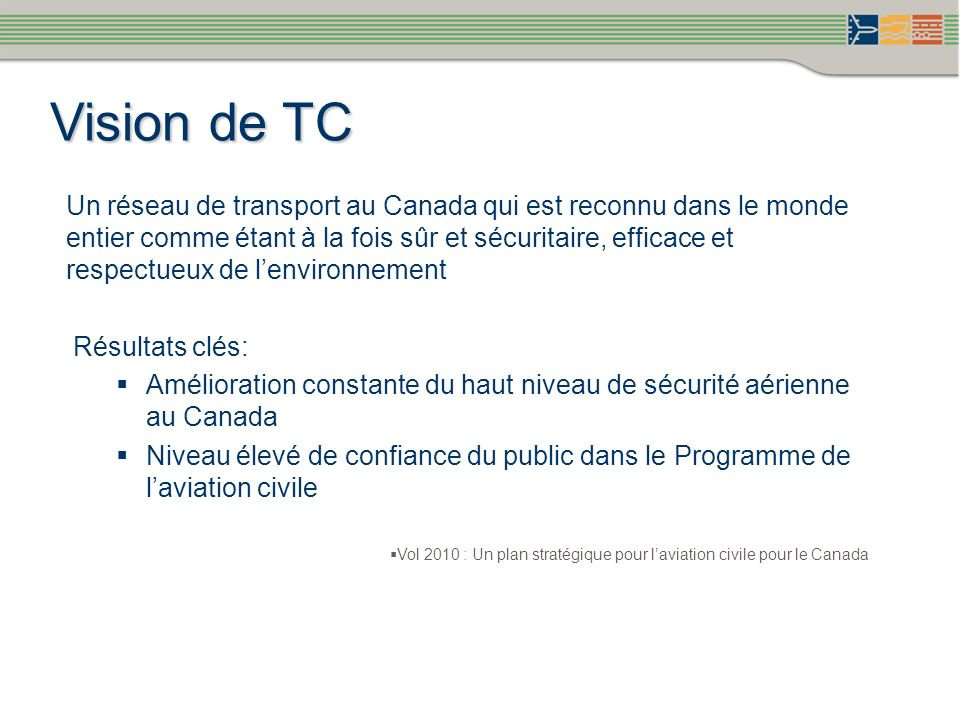 Vision de TC