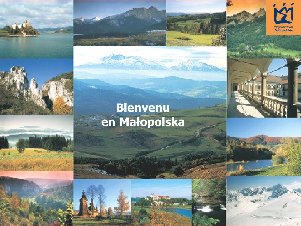 Tourist values in Małopolska