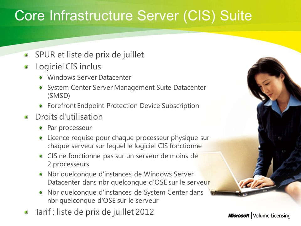 Core Infrastructure Server (CIS) Suite