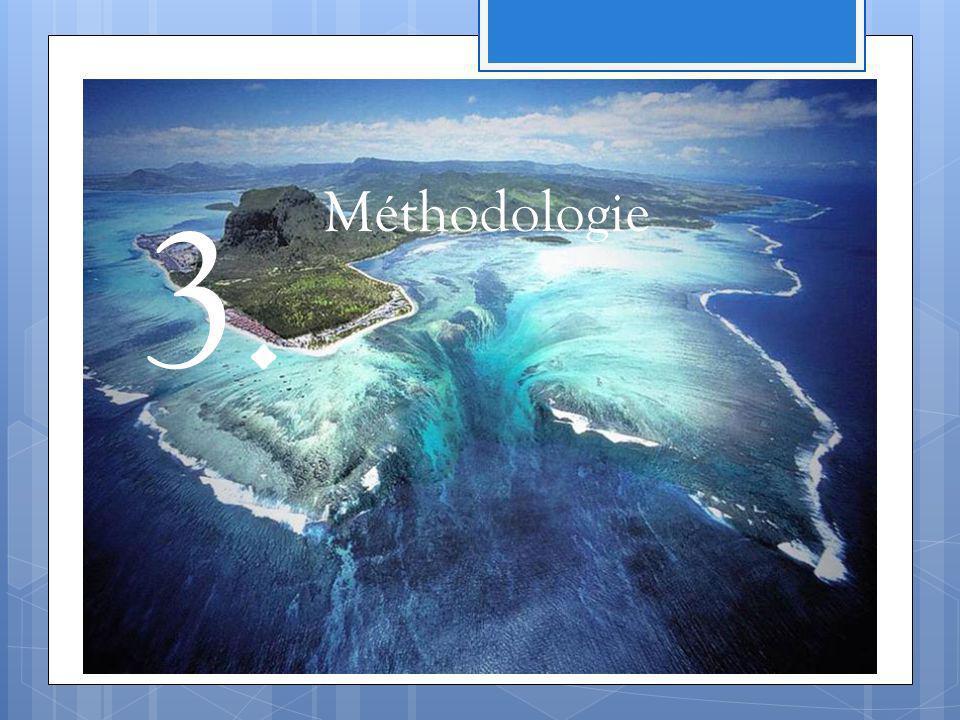 Méthodologie 3.