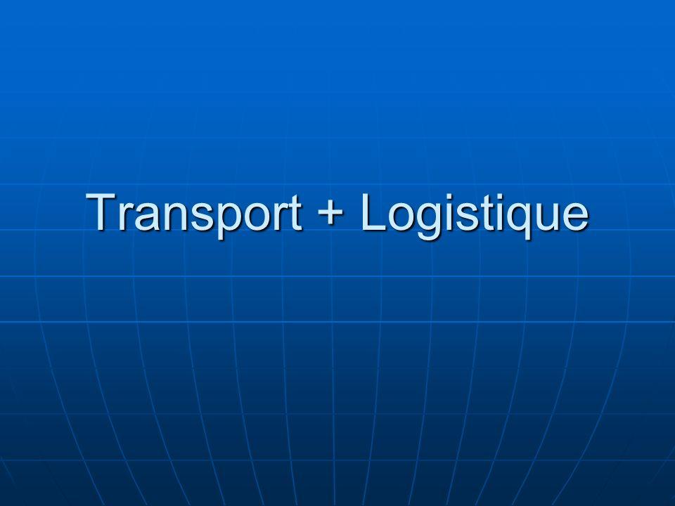 Transport + Logistique