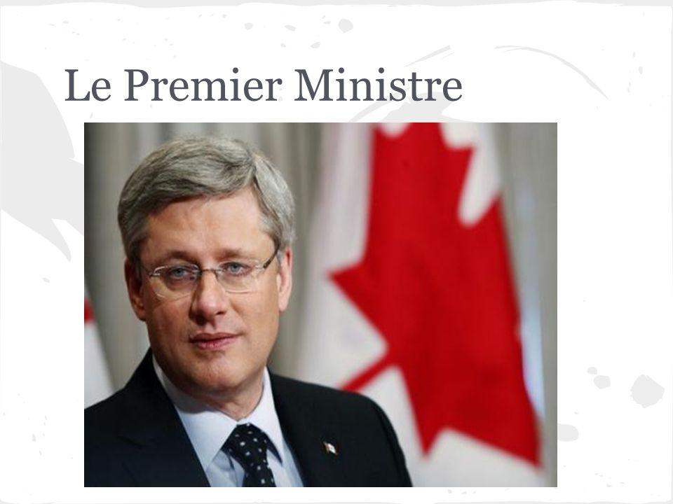 Le Premier Ministre