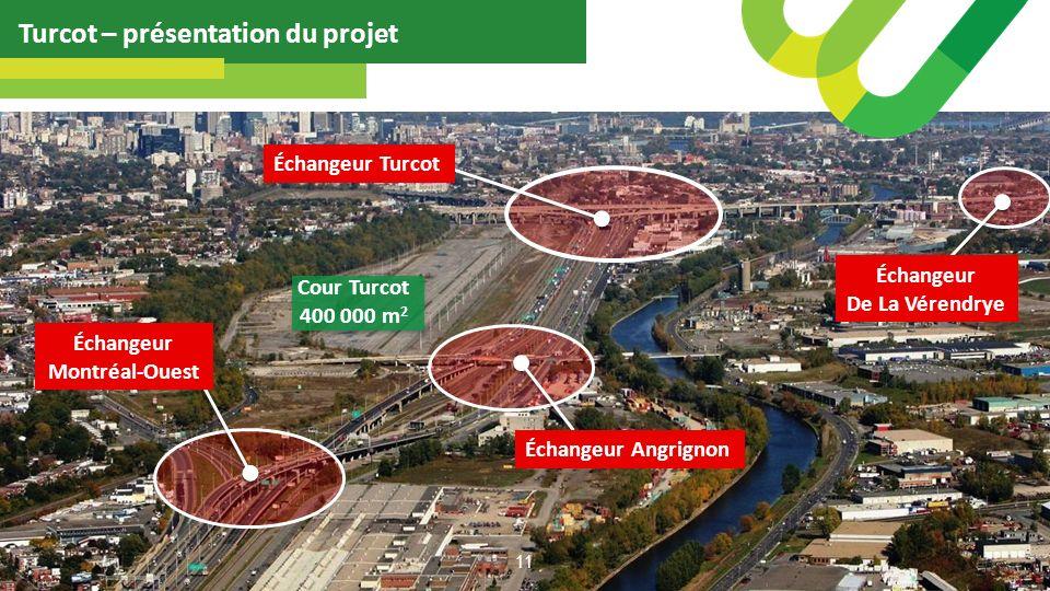 Turcot – présentation du projet