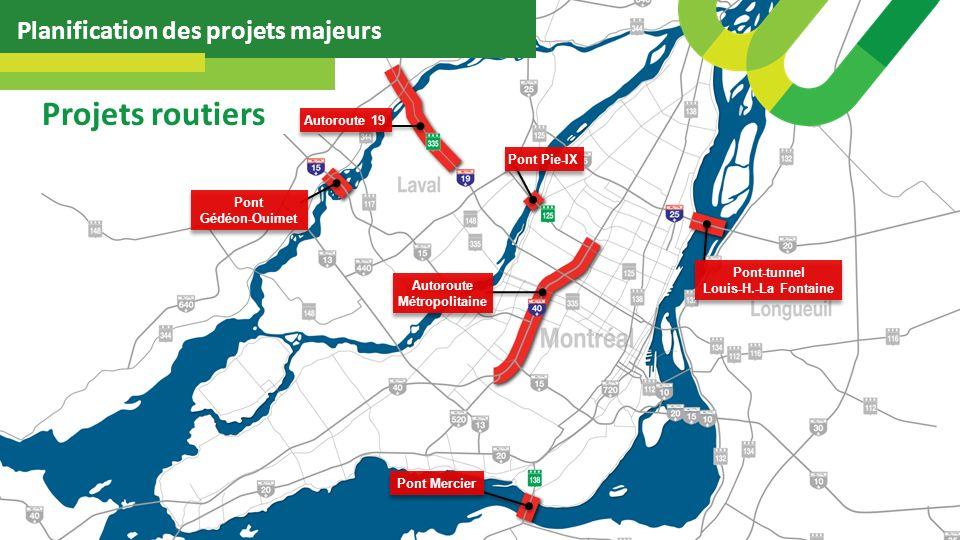 Pont-tunnel Louis-H.-La Fontaine Autoroute Métropolitaine