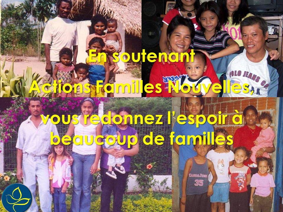 Actions Familles Nouvelles,