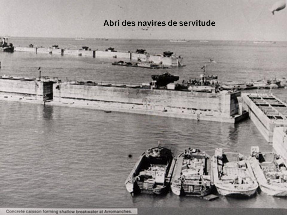 Abri des navires de servitude