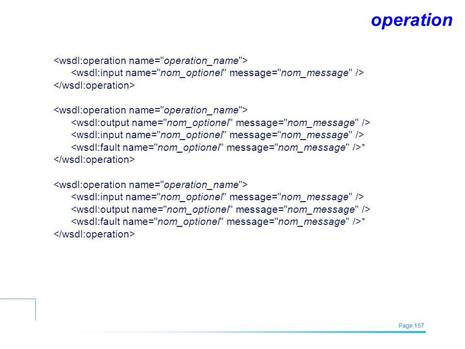 operation <wsdl:operation name= operation_name >
