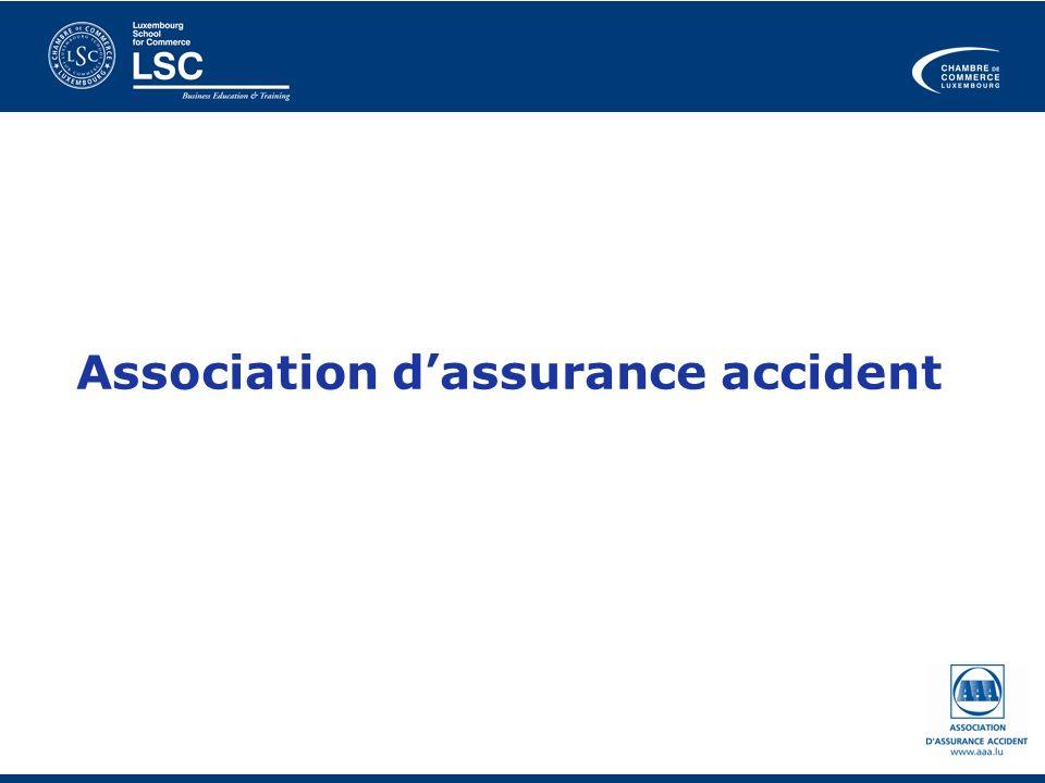 Association d'assurance accident