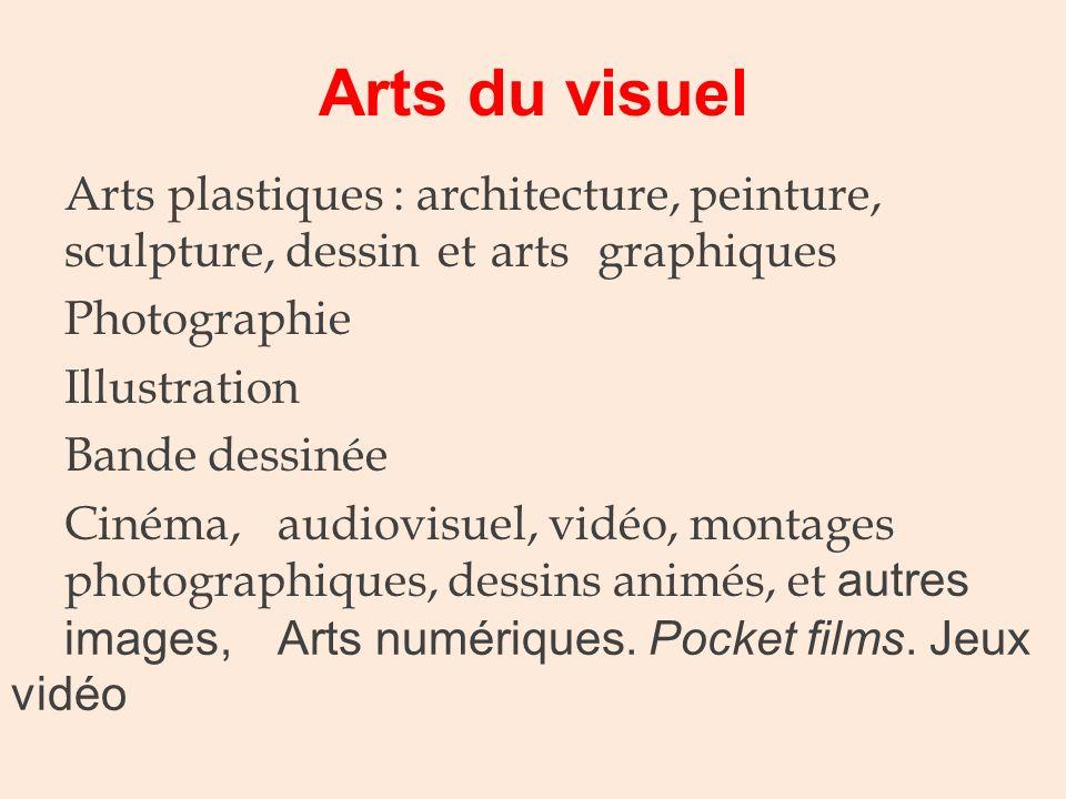 Arts du visuel