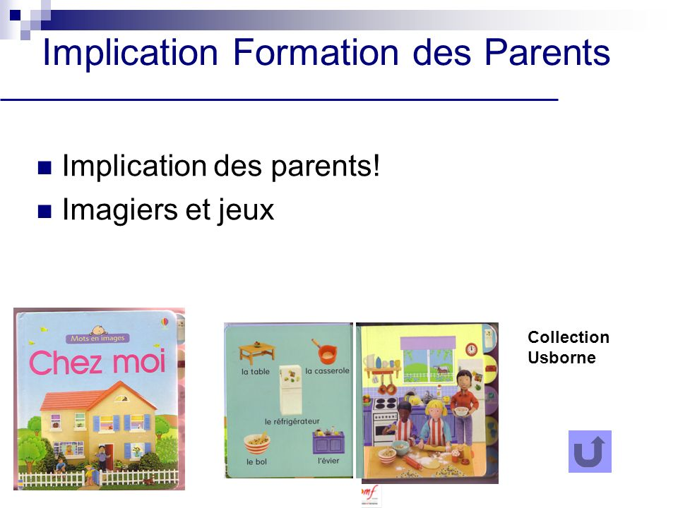 Implication Formation des Parents