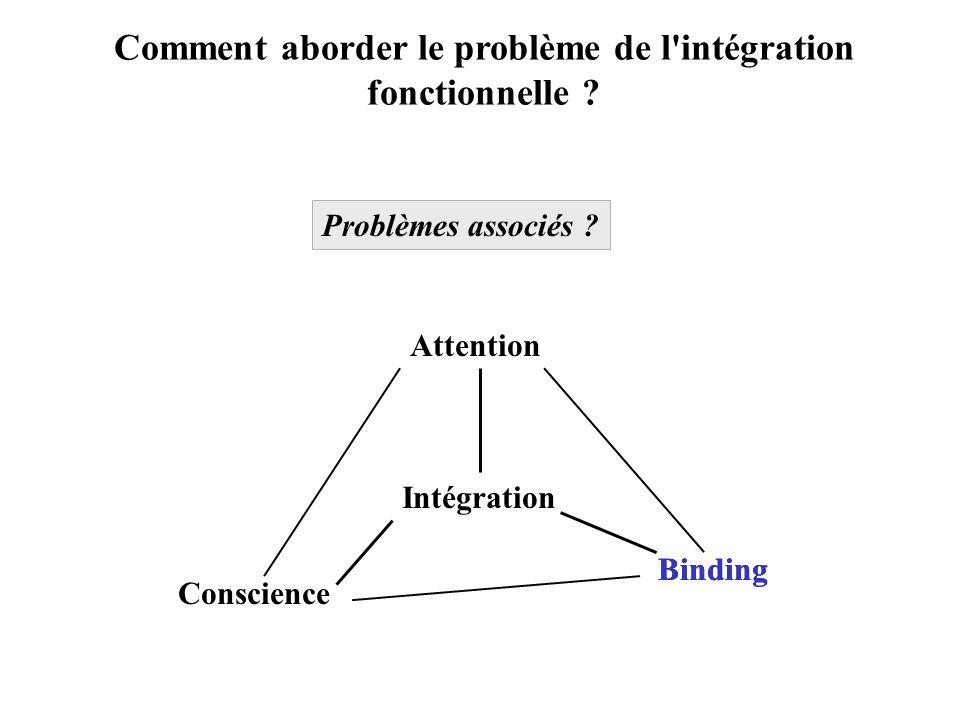 Comment aborder le problème de l intégration fonctionnelle