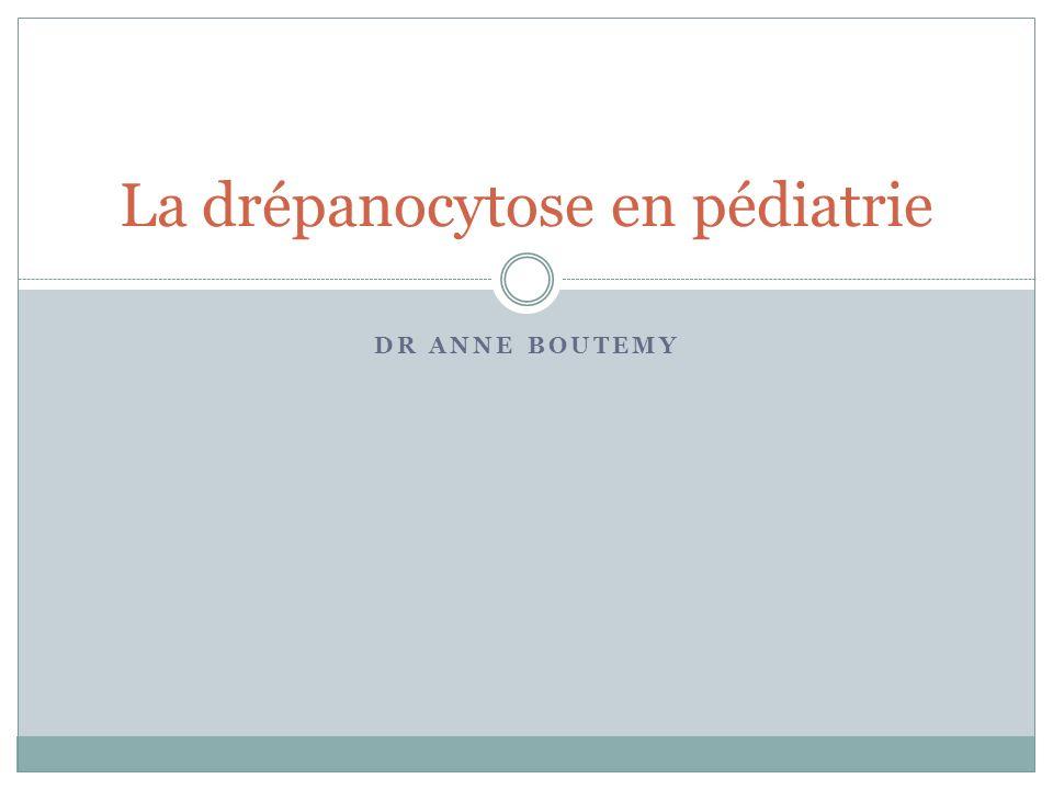 La drépanocytose en pédiatrie