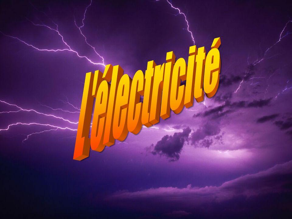 L électricité . Albert Allen mai 2010