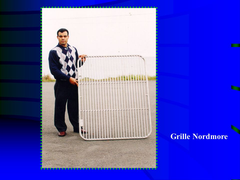 Grille Nordmore