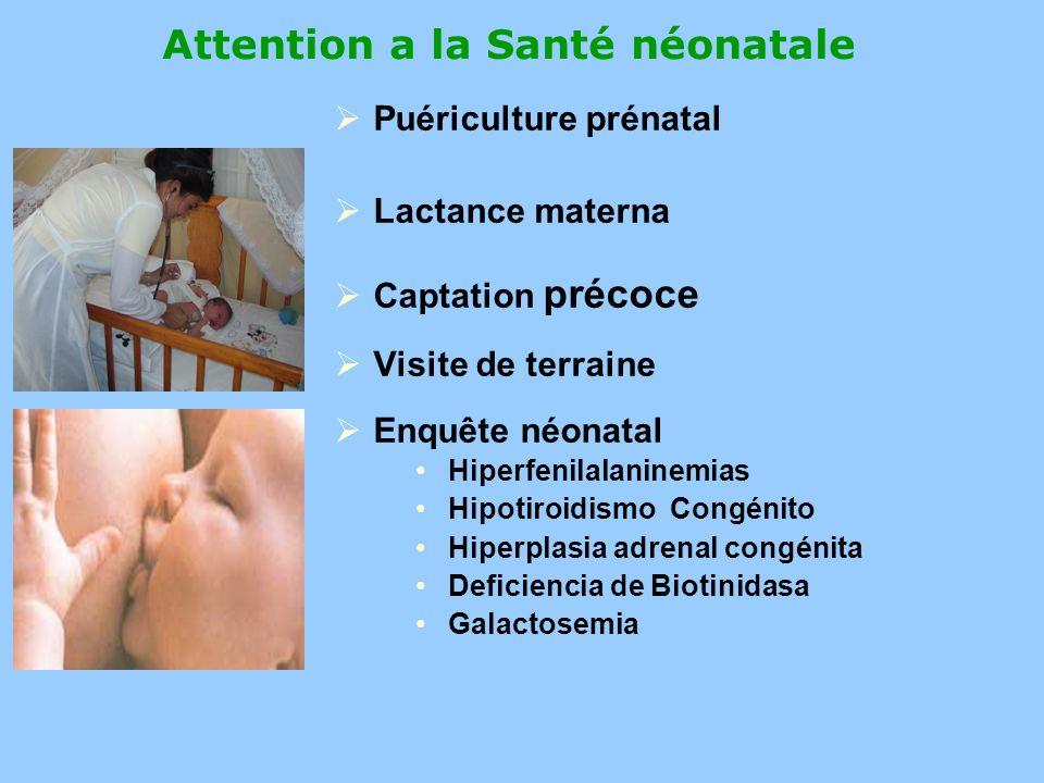 Attention a la Santé néonatale