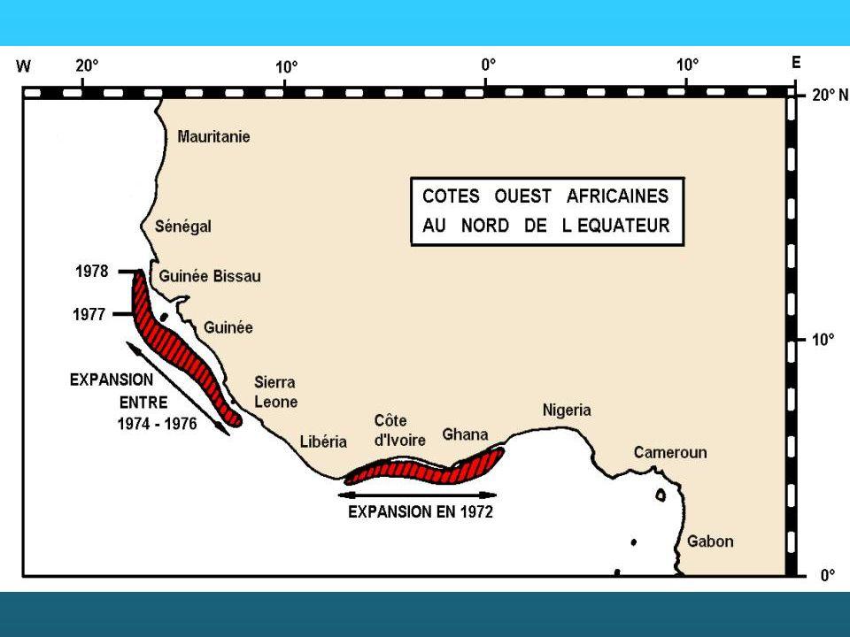L invasion prend place entre mars 1974 et septembre 1976 devant la Guinée, sans que la période puisse être mieux précisée.