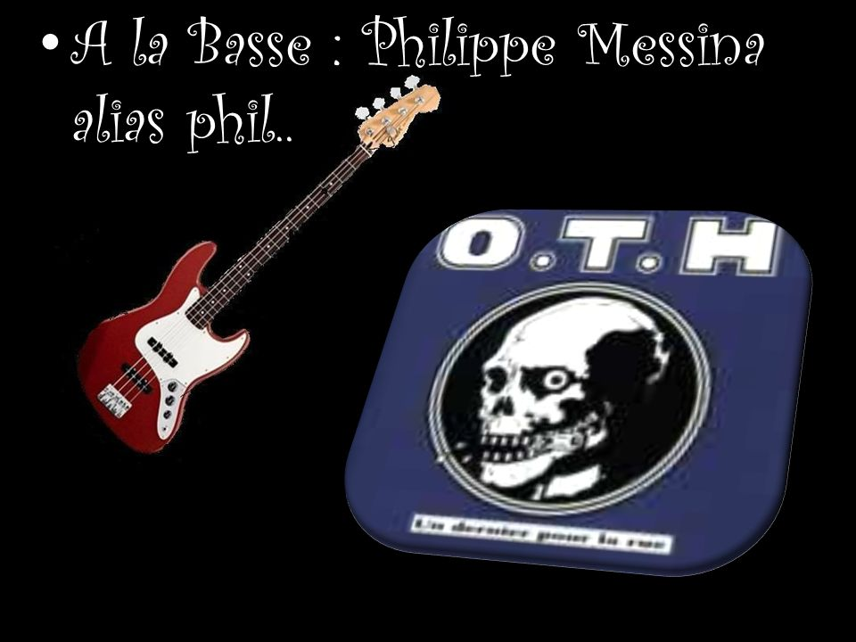 A la Basse : Philippe Messina alias phil..