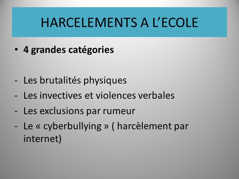 HARCELEMENTS A L'ECOLE