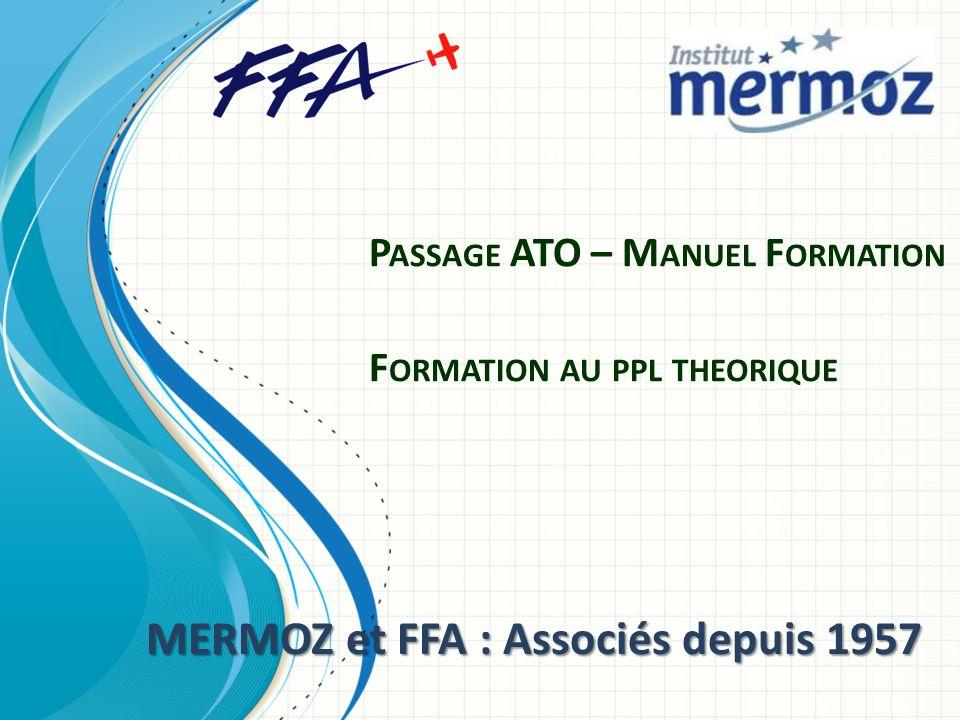 Passage ATO – Manuel Formation Formation au ppl theorique