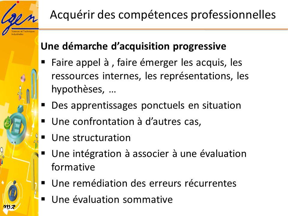 Enseigner et valuer des comp tences ppt video online - Grille des competences professionnelles ...