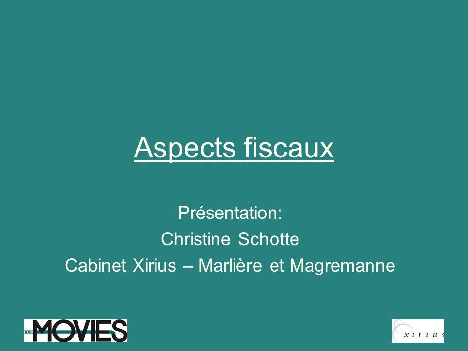 Cabinet Xirius – Marlière et Magremanne