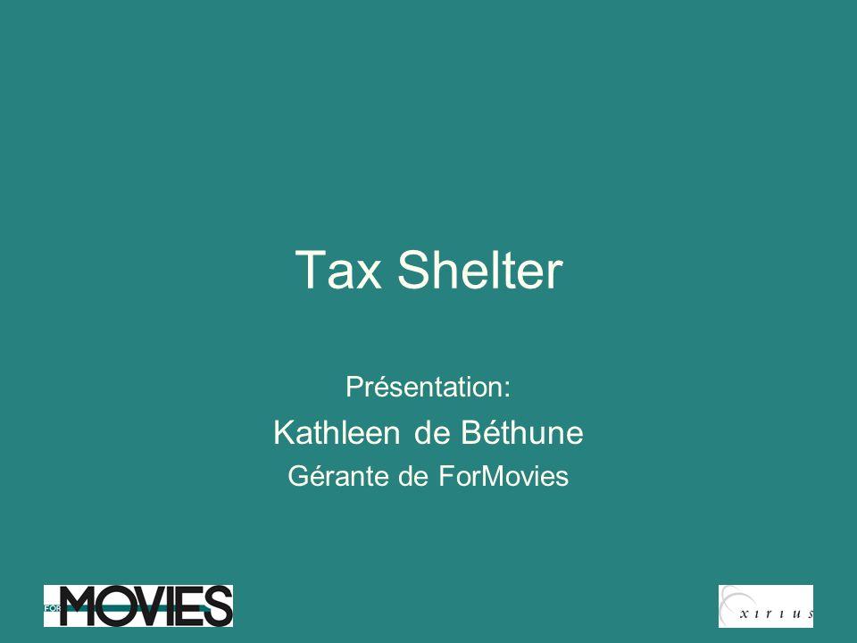 Présentation: Kathleen de Béthune Gérante de ForMovies