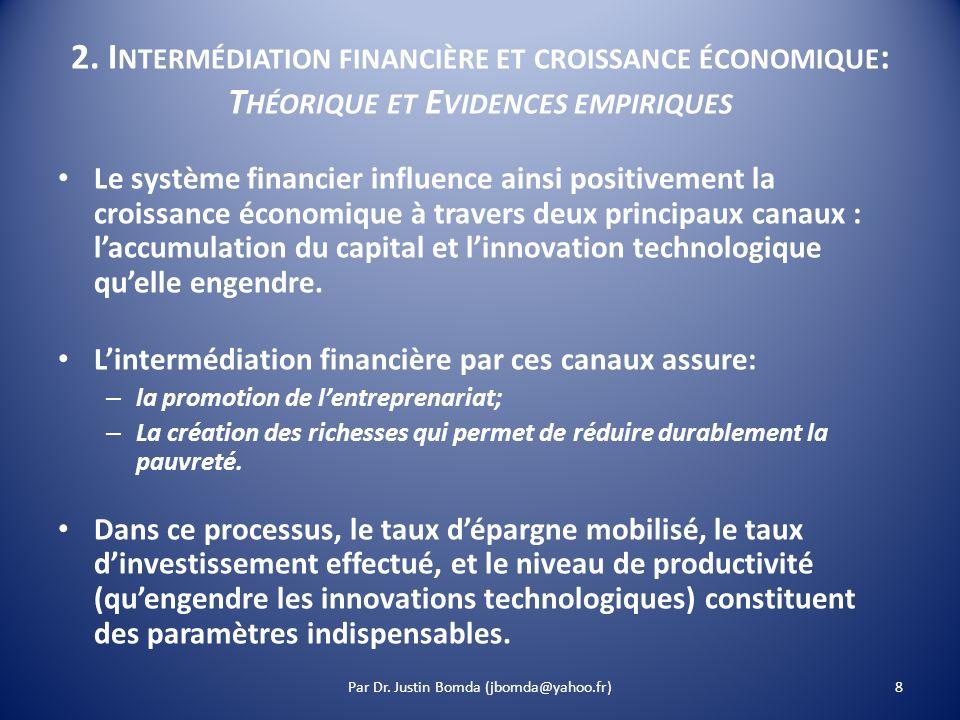 Par Dr. Justin Bomda (jbomda@yahoo.fr)