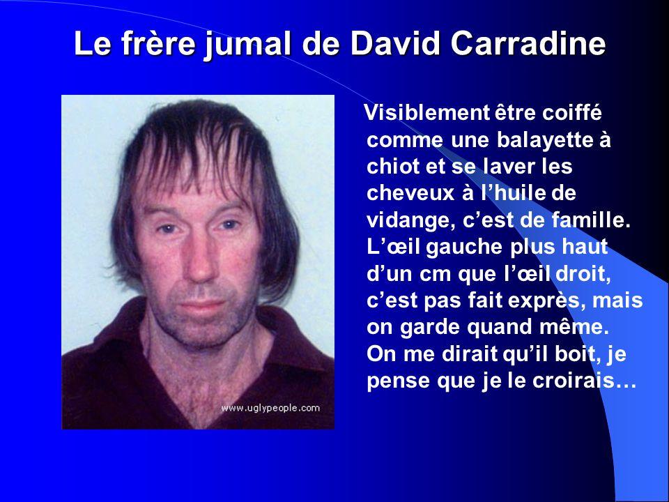 Le frère jumal de David Carradine