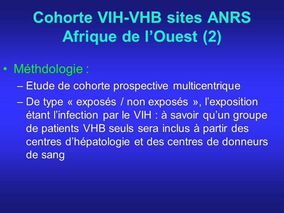 Cohorte VIH-VHB sites ANRS Afrique de l'Ouest (2)