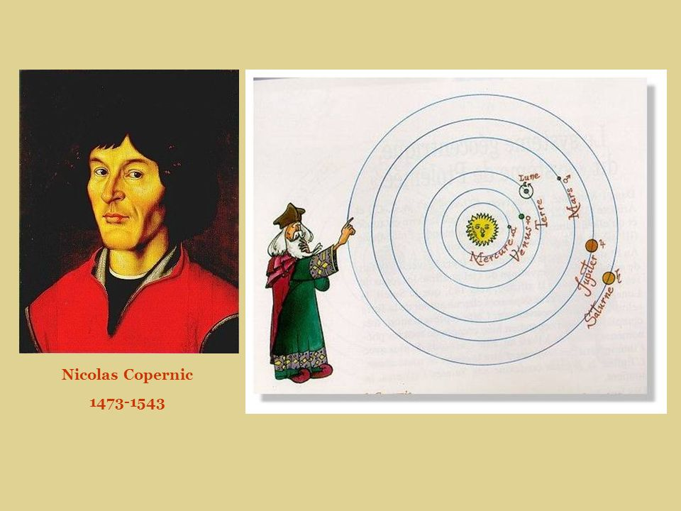 Nicolas Copernic 1473-1543