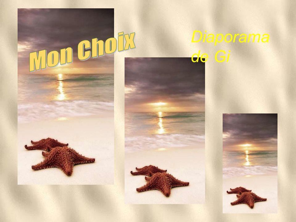 Diaporama de Gi Mon Choix