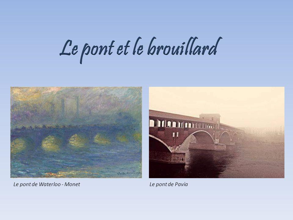 Le pont et le brouillard