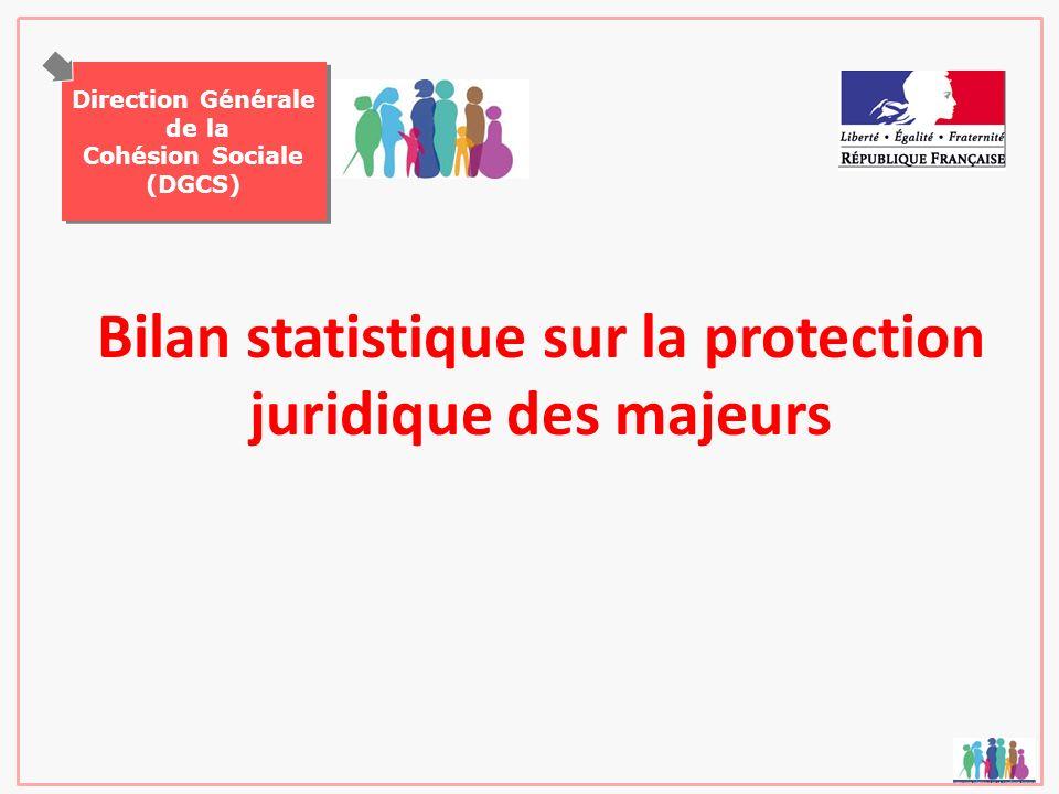 Bilan statistique sur la protection juridique des majeurs