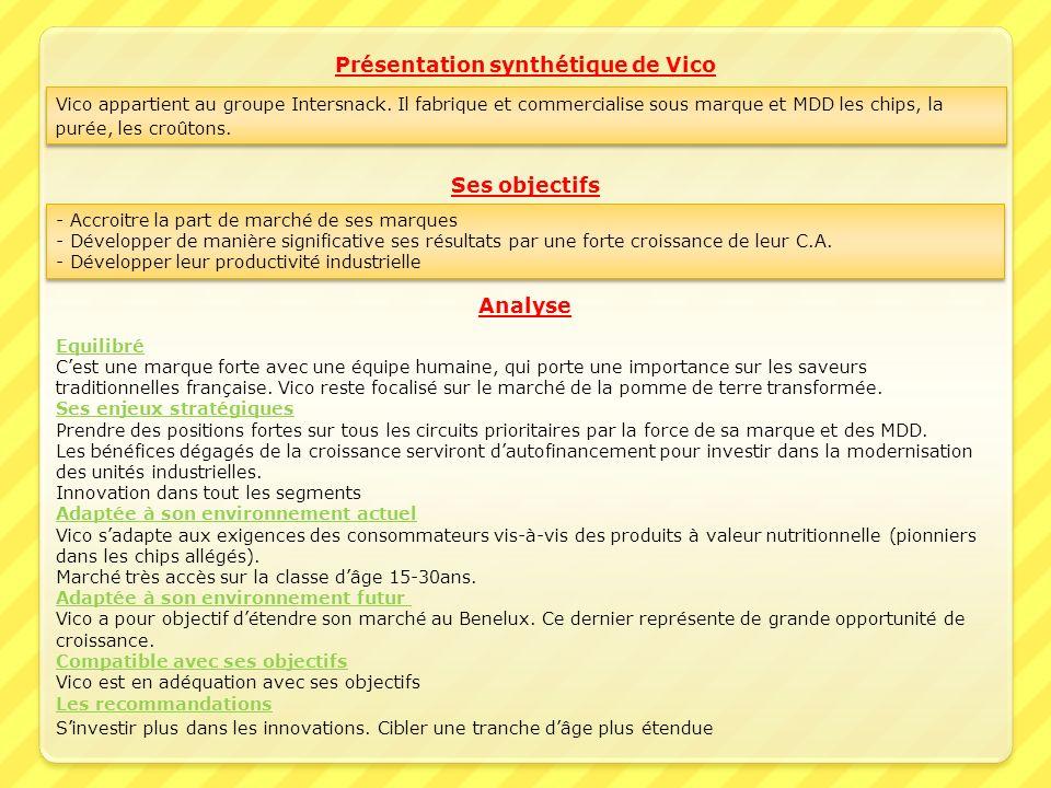 Présentation synthétique de Vico
