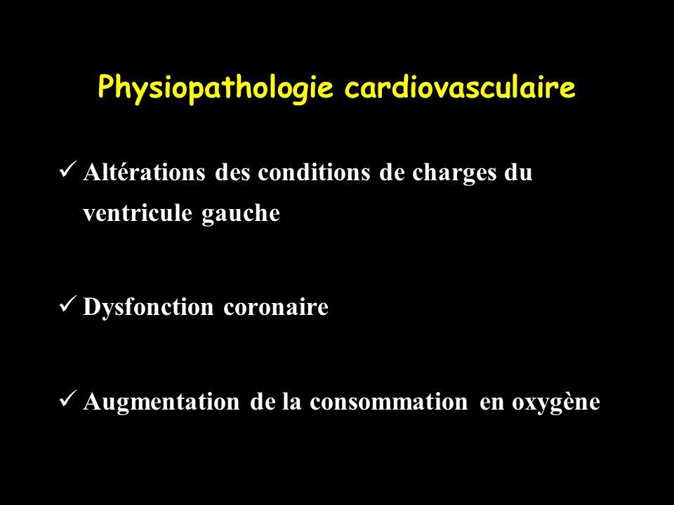 Physiopathologie cardiovasculaire