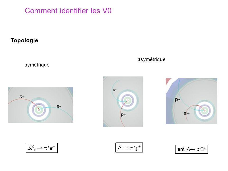 Comment identifier les V0